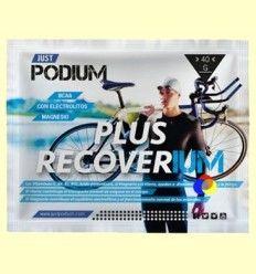 Plus Recoverium - Just Podium - 1 sobre