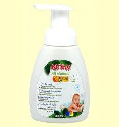 Gel de Baño para Bebés - Nuby - 250 ml