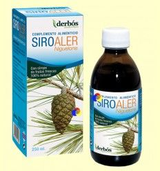 Siroaler - derbós - 250 ml