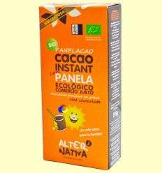 Panelacao - Cacao con Panela instantáneo Bio - Alternativa3 - 275 gramos