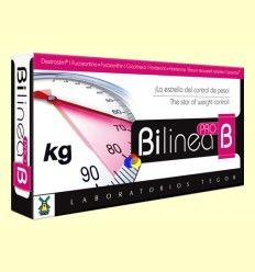 Bilinea B Pro - Control del peso - Tegor - 40 cápsulas