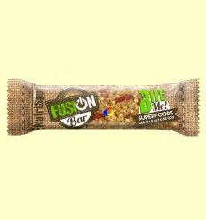 Fusion Bar Superfoods - Quinoa y Bayas de Goji - NutriSport - 20 barritas *