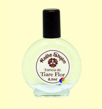 Aceite Esencial de Tiare Flor - Radhe Shyam - 8,5 ml