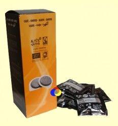 Monodosis E.S.E. de Café Intenso Bio - Alter Nativa 3 - 25 unidades