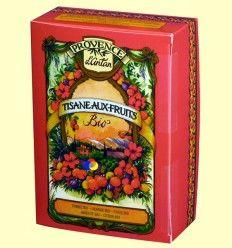 Tisana con Frutos Bio (Envase blando) - Provence d'Antan - 30 bolsitas