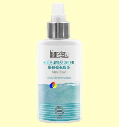 Aceite After Sun Reparador Bio - Bioregena Solar - 100 ml