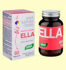 Vitaminas Complex Ella Bio - Santiveri - 60 cápsulas