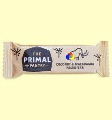 Barrita de Coco y Macadamia - The Primal Pantry - 45 gramos