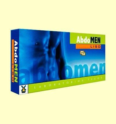 Abdomen liso - Laboratorios Tegor - 40 cápsulas
