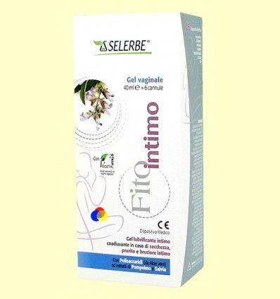 Fitointimo Gel Vaginal - Selerbe - 40 ml