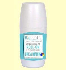 Desodorante Roll-on Brisa Marina - Biocenter - 75 ml