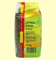 Lentejas Amicia Dupuy - BioSpirit - 500 gramos