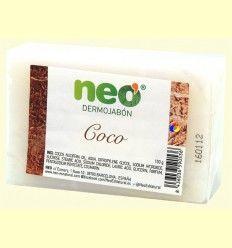 Dermojabón de coco - Neo - 100 gramos