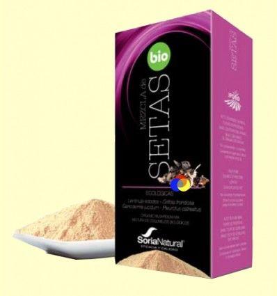 Mezcla de Setas - Soria Natural - 150 gramos