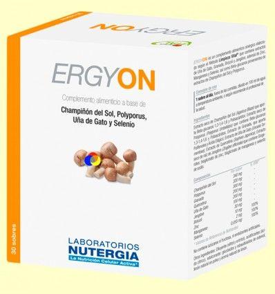 Ergyon - Sistema inmunitario - Nutergia - 30 sobres