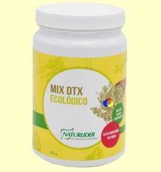 Mix DTX Ecológico - Naturlider - 250 gramos