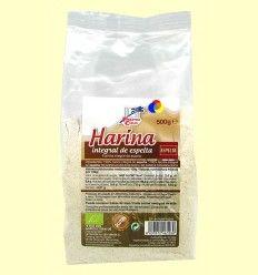 Harina Integral de Espelta Bio - La Finestra Sul Cielo - 500 gramos