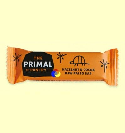 Barrita de Cacao - The Primal Pantry - 45 gramos