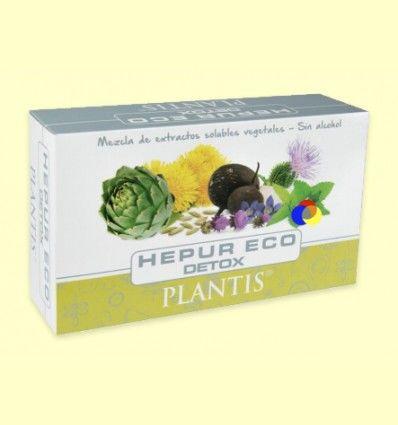 Hepur Eco - Ecológico - Plantis - 20 viales