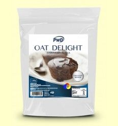 OAT Delight - Harina de Avena Sabor Chocolate Brownie - PWD - 1,5 Kg