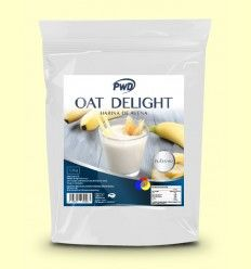 OAT Delight - Harina de Avena Sabor Plátano - PWD - 1,5 Kg