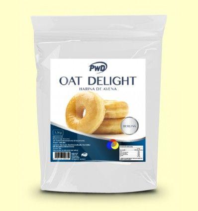 OAT Delight - Harina de Avena Sabor Donuts - PWD - 1,5 Kg