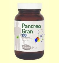 PancreoGran 100 - El Granero - 100 comprimidos *