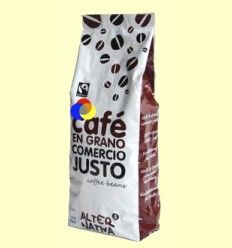 Café Descafeinado en Grano Bio - AlterNativa3 - 1 kg