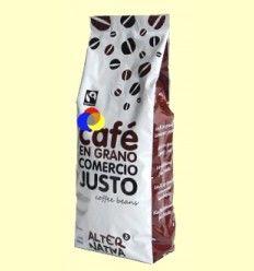 Café Bioarabica en Grano Bio - Alternativa3 - 1 kg