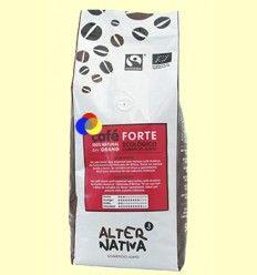 Café Forte en Grano Bio - AlterNativa 3 - 500 gramos