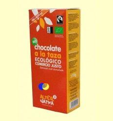 Chocolate a la Taza Bio - AlterNativa 3 - 350 gramos
