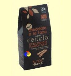 Chocolate a la Taza con Canela Bio - Alternativa3 - 125 gramos