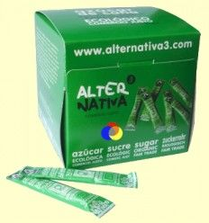 Azúcar de Caña Bio - Origen Paraguay - AlterNativa 3 - 300 gramos