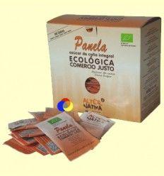 Azúcar de Caña Panela Bio - Origen Ecuador - 600 gramos