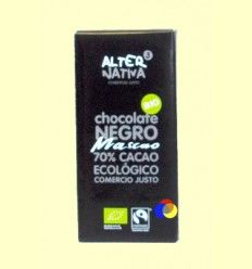 Chocolate 70 % Cacao Mascao Bio - AlterNativa 3 - 80 gramos