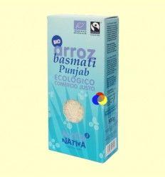 Arroz Basmati Punjab Bio - AlterNativa3 - 500 gramos