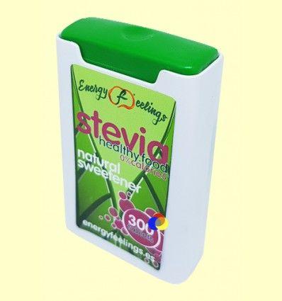 Stevia Comprimidos - Energy Fruits - 300 comprimidos