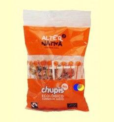 Chupis Caramelos con Palo Bio - AlterNativa3 - 8 unidades
