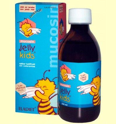 JellyKids Mucosin - Eladiet - 250 ml *