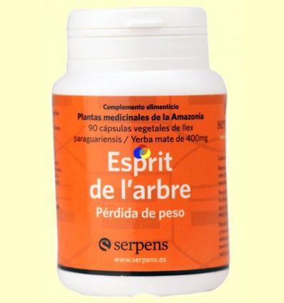 Esprit de l'arbre - Serpenslabs - 90 cápsulas