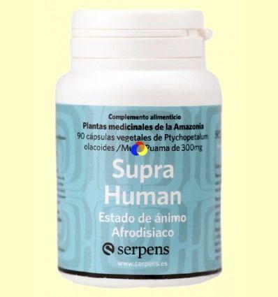 Supra Human - Serpens - 90 cápsulas