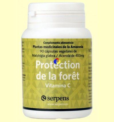 Protection de la Foret - Serpenslabs - 90 cápsulas