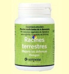 Racines Terrestres - Serpenslabs - 90 cápsulas