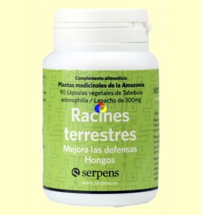 Racines Terrestres - Serpens - 90 cápsulas