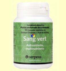 Sang Vert - Serpens - 90 cápsulas