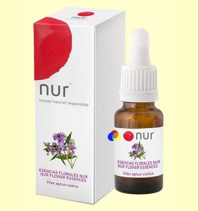 Vitex Agnus-Castus - Sauce gatillo - Nur - 15 ml