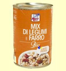 Mix de Legumbres con Espelta - Finestra Sul Cielo - 400 gramos