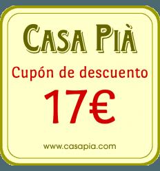 REGALO - Cupón de descuento de 17€ para su próxima compra