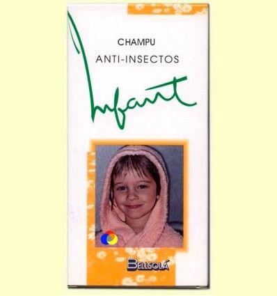 Champú Capilar Anti-insectos - Bellsolá - 200 ml