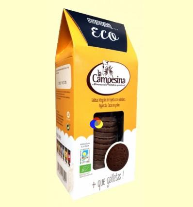 + Que Galletas - Antioxidante - la Campesina - 115 gramos